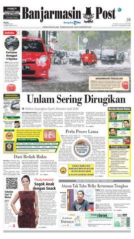 Banjarmasin Post Selasa 9 Februari 2016 Issuu Page 1 Kelenteng