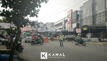 Jalan Veteran Bakal Berlaku Alias Satu Arah Kanal Kalimantan Provinsi