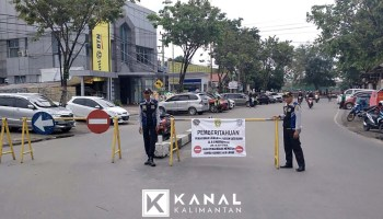 Jalan Veteran Bakal Berlaku Alias Satu Arah Kanal Kalimantan Setelah
