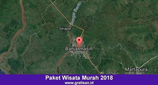 Paket Wisata Kota Banjarmasin Murah 2018 Kelenteng Soetji Nurani Kab