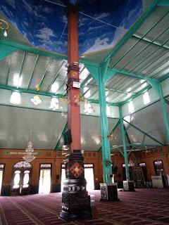 Sarat Makna Arsitektur Mesjid Jami Banjarmasin Tertua Dua Kalimantan Selatan