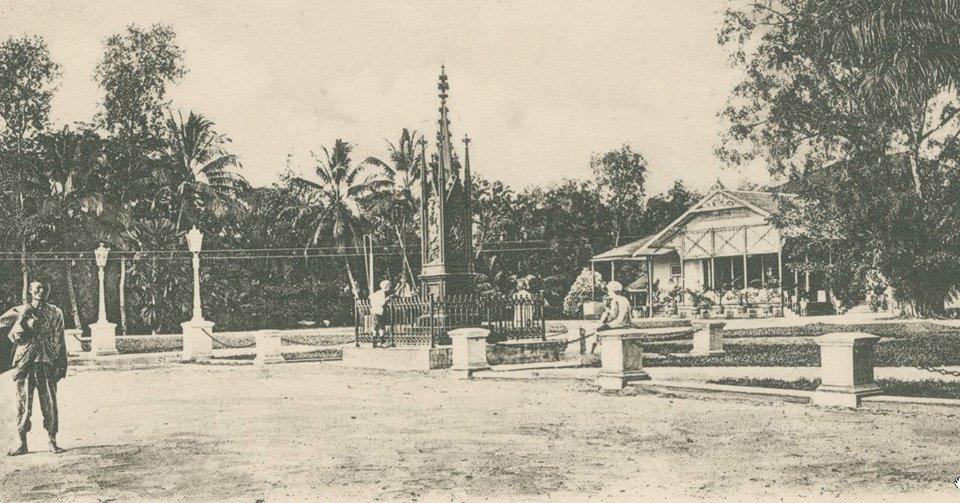 Sejarah Kota Nyawa Sungai Mengukir Memori Monumen Perang Banjar Kelenteng