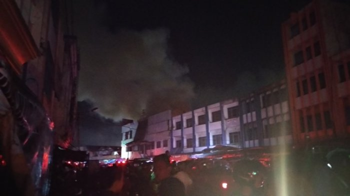 Tag Kota Banjarmasin Breaking News Pasar Lima Terbakar Kelenteng Soetji