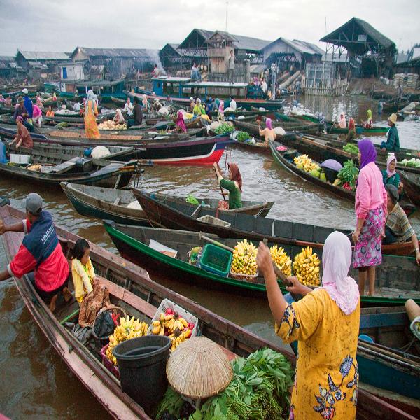 Tempat Wisata Kalimantan Selatan Ngehits Wajib Kunjungi Destinasi Pariwisata Indonesia