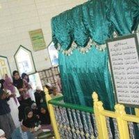 Wisata Religi Banjarmasin Kaskus Pemprov Kalsel Renovasi Makam Datu Kelampayan