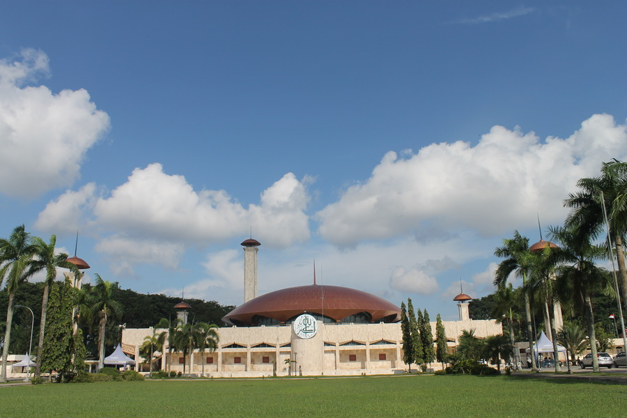 8 Objek Wisata Menarik Kota Banjarmasin Banua Promote Masjid Raya