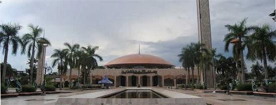 Ai Riana Ks Kayuh Baimbai Kota Seribu Sungai Masjid Raya