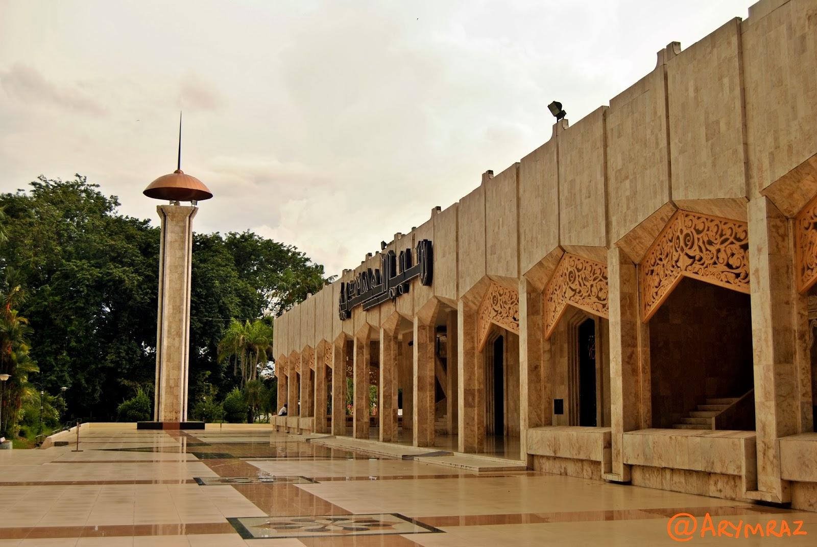 Ary Wardhana Yusuf Jejakku Mesjid Raya Sabilal Muhtadin 02 Masjid