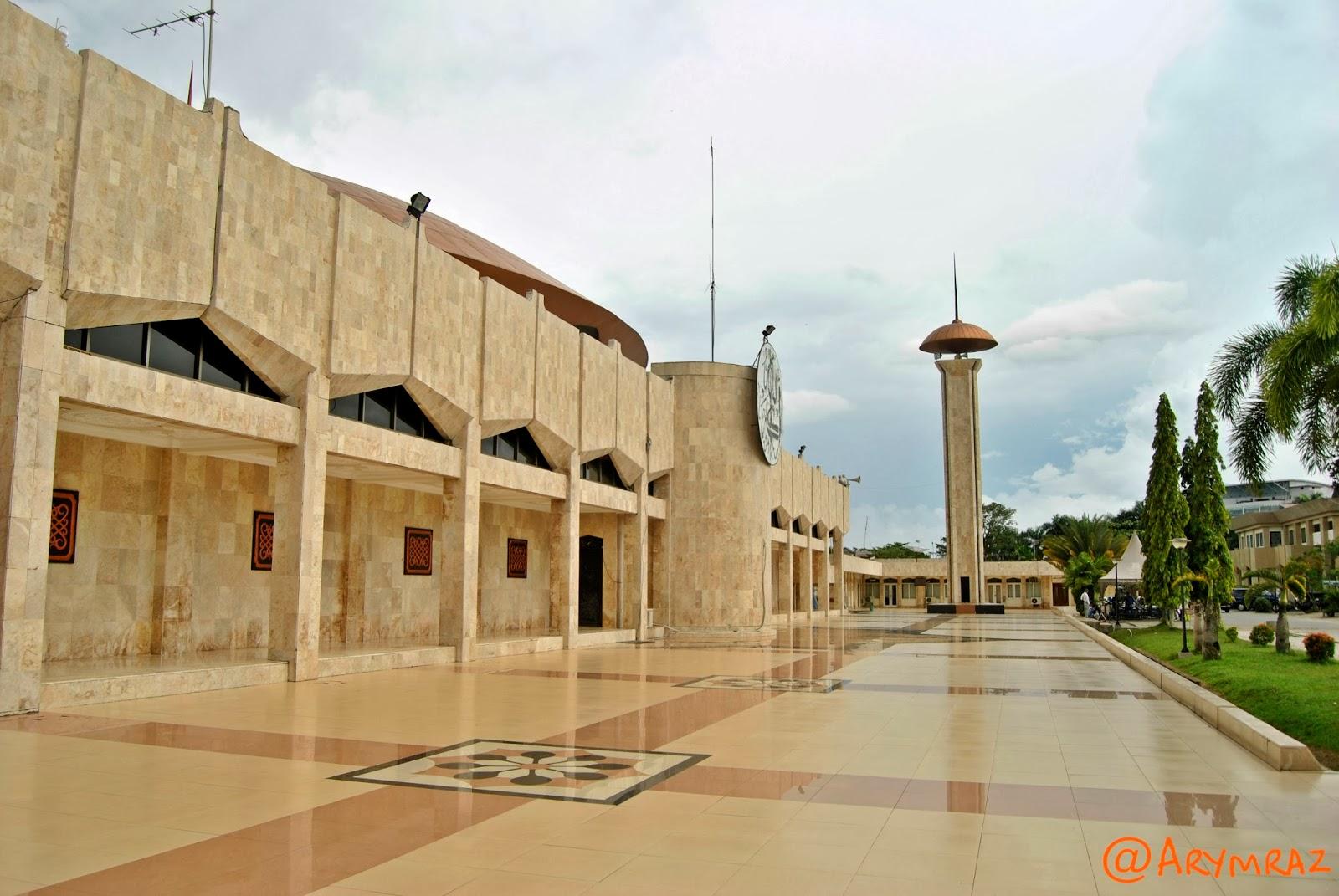 Ary Wardhana Yusuf Jejakku Mesjid Raya Sabilal Muhtadin 06 Masjid