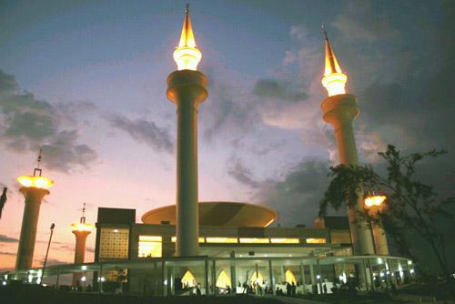 Badan Pengelola Islamic Center Kunker Sabilal Muhtadin Masjid Raya Kab