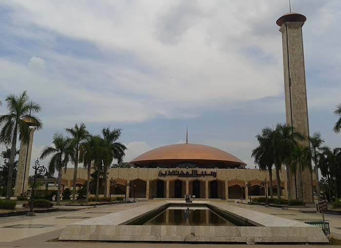 Bangunan Bersejarah Kalimantan Sayang Sekadar Dikenang Salah Satu Masjid Besar