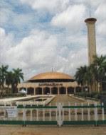 Catatan Bang Agis Masjid Raya Sabilal Muhtadin Berada Dijalan Jendral