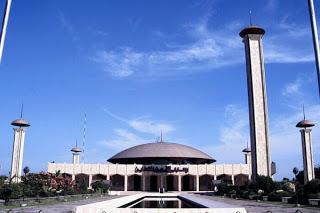 Info Banjarmasin Masjid Raya Sabilal Muhtadin Kebanggan Masyarakat Kalsel Lebih