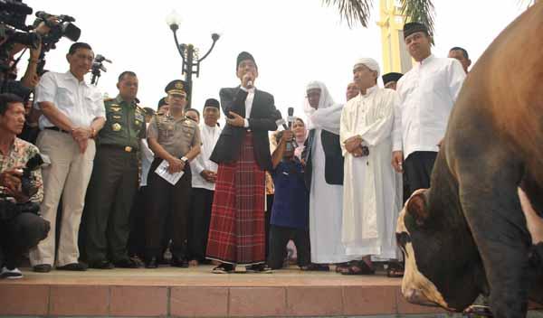 Jokowi Pesan Jangan Bakar Bakaran Radar Banjarmasin Martapura Sempat Berencana