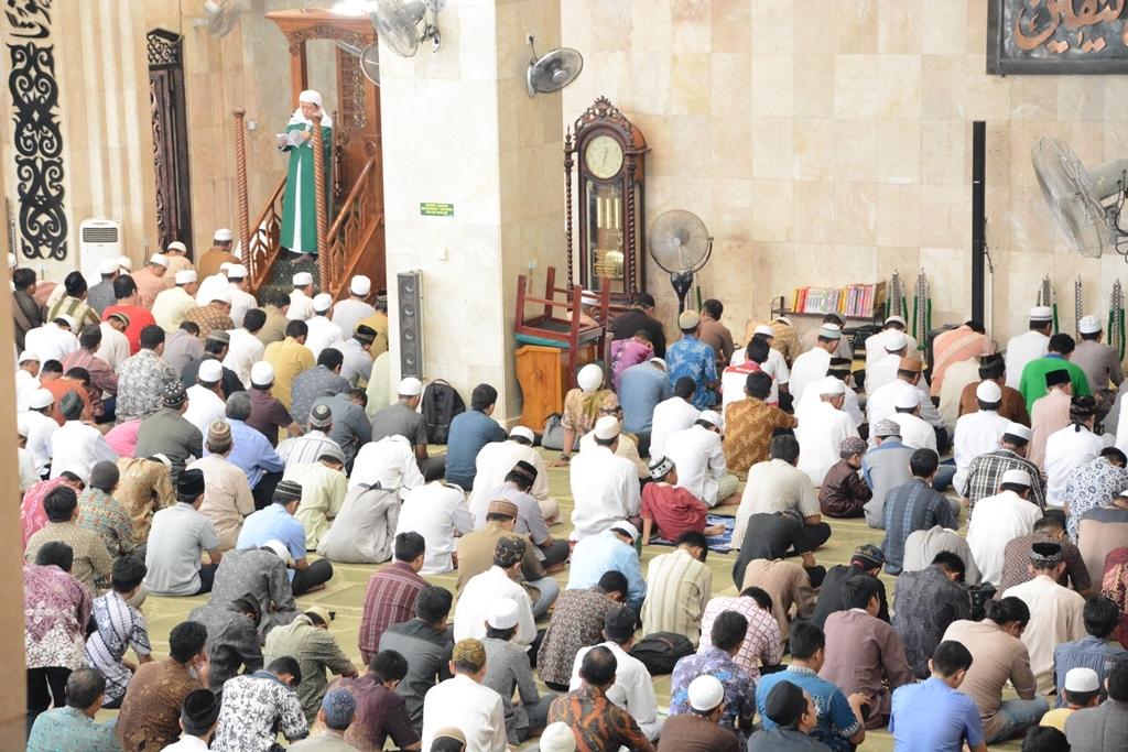 Kepala Kantor Wilayah Ka Kanwil Kementerian Agama Prov Kalimantan Selatan