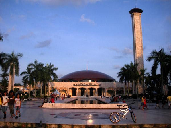 Kota Seribu Masjid Jepret Sabilal Muhtadin Banjarmasin Raya Kab