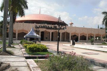 Kota Seribu Sungai Religi Majalahlangitan Masjid Raya Sabilal Muhtadin Web