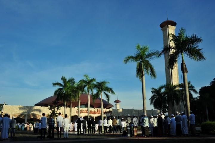 Masjid Populer Kalimantan Selatan Seputar Banjarmasin Raya Sabilal Muhtadin Kab
