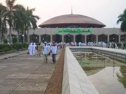 Masjid Raya Sabilal Muhtadin Banjarmasin Bungas Sumber Penulis Pensiunan Pns