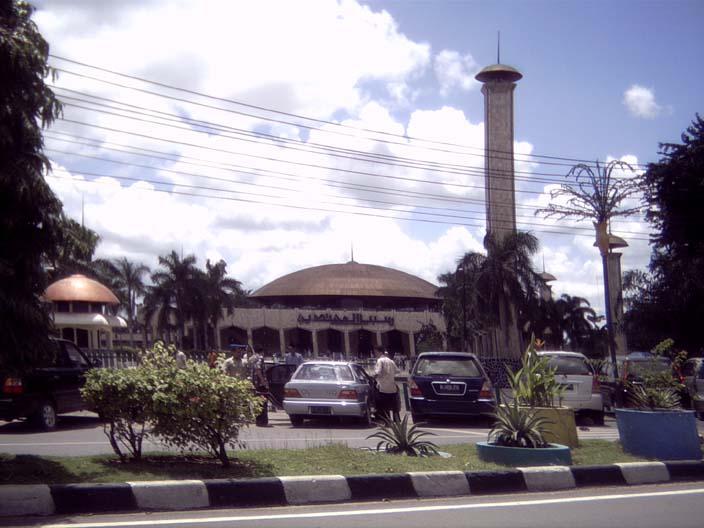 Masjid Raya Sabilal Muhtadin Wikipedia Bahasa Indonesia Ensiklopedia Bebas Kab