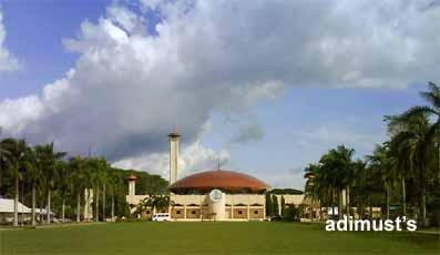 Masjid Sabilal Muhtadin Adimust Raya Kab Banjarmasin