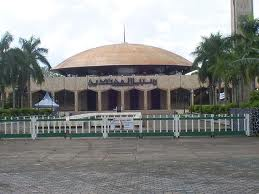 Mesjid Raya Sabilal Muhtadin Banjarmasin Bungas Masjid Kab