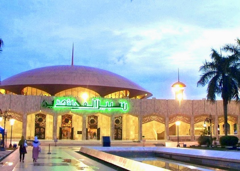 Pesona Wisata Banjarmasin Favorit Masjid Raya Sabilal Muhtadin Jpg Fit