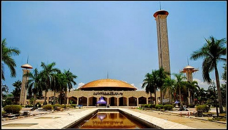 Pesona Wisata Banjarmasin Masjid Raya Sabilal Muhtadin Jpg Fit 800