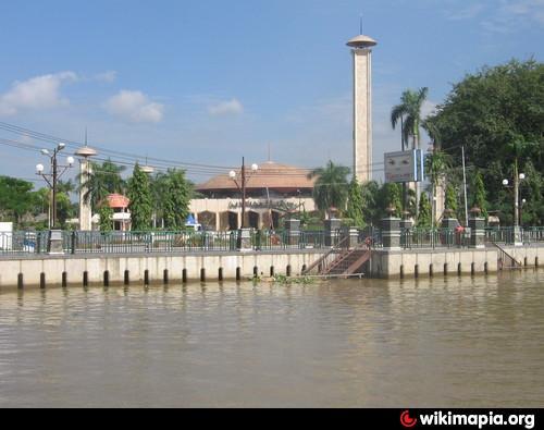 Sabilal Muhtadin Mosque Banjarmasin Masjid Raya Kab