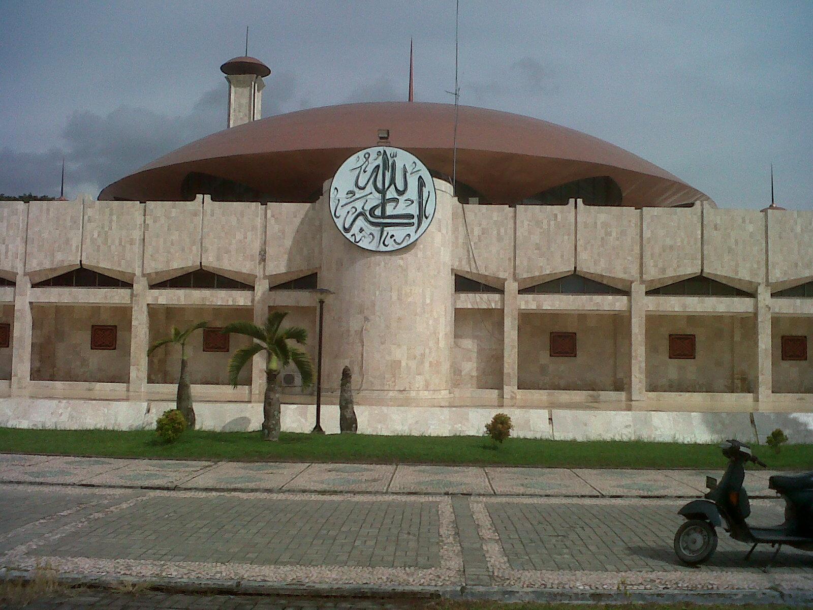 Wildan Sari Masjid Raya Sabilal Muhtadin Kab Banjarmasin