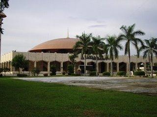 Wisata Banjarmasin 5 Tempat Terkenal Kalimantan Selatan Masjid Raya Sabilal