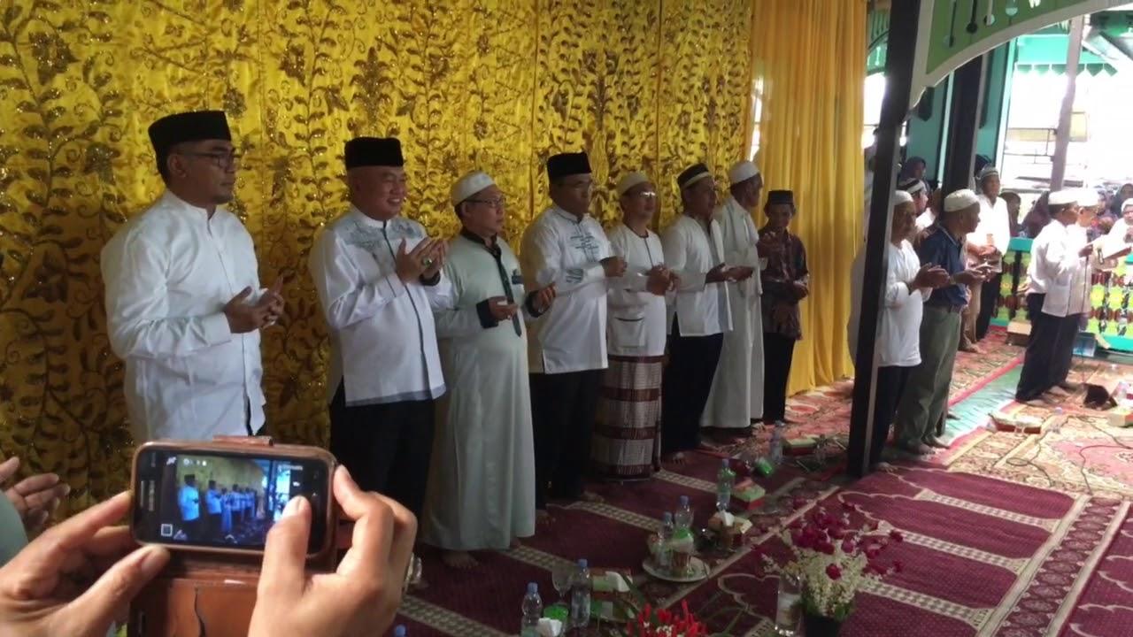 Baayun Maulid 2017 Part 2 Tradisi Budaya Banjar Masjid Sultan