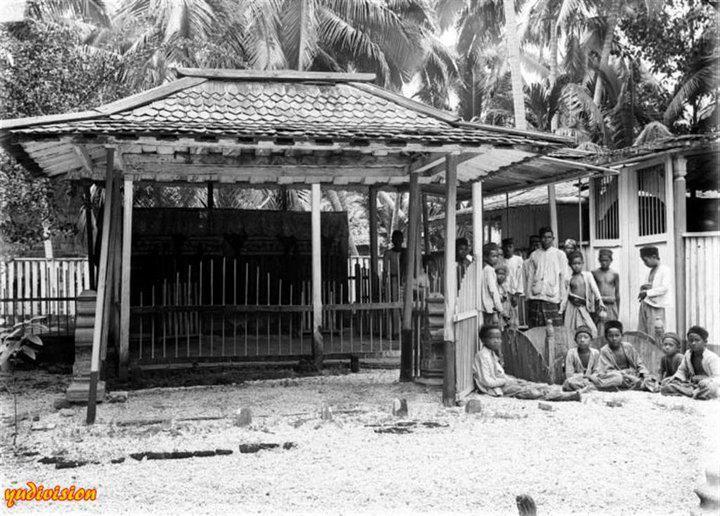 Banua Banjar April 2014 Kampung Kuin Sejarah Kesultanan Banjarmasin Masjid