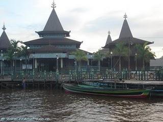 Blog Sederhana Sejarah Keraton Banjar Siapa Pantas Bertahta Makam Sultan