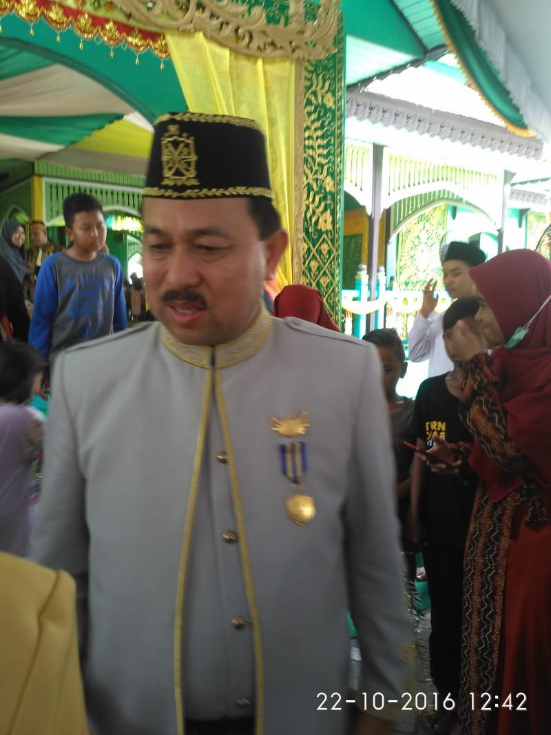 Gaya Hidup Puncak Milad Kesultanan Banjar 512 Masjid Sultan Suriansyah