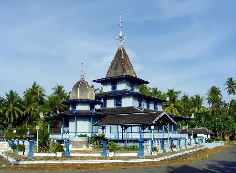 Gorden 313 Masjid Sultan Suriansyah Kab Banjarmasin