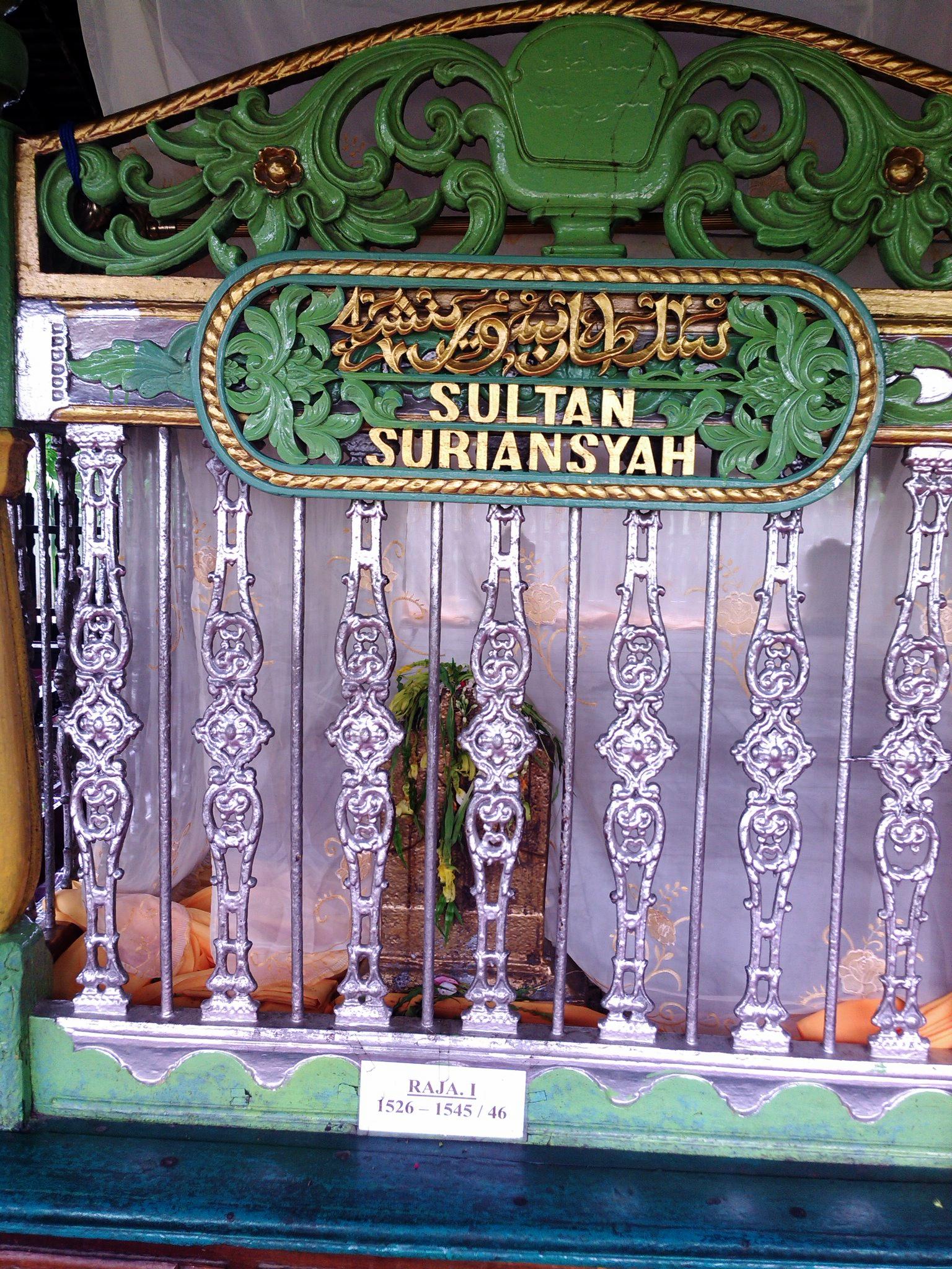 Jejak Sejarah Islam Dikesultanan Banjar Sultanyusuf Blog Image Masjid Sultan