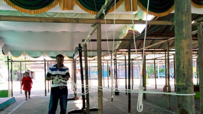 Jumlah Peserta Baayun Maulid Masjid Sultan Suriansyah Berkurang Kab Banjarmasin