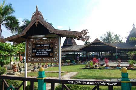 Juni 2008 Nagari Dimana Raja Dikenal Nama Sultan Suriansyah Menyusuri