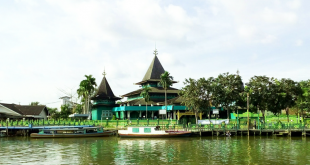 Kalimantan Selatan Archives Dalunawisata Masjid Sultan Suriansyah Tertua Wilayah Banjarmasin