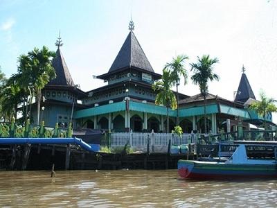Masjid Sultan Suriansyah Banjarmasin Kab