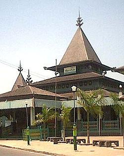Masjid Sultan Suriansyah Tertua Kalimantan Selatan Cv Kab Banjarmasin