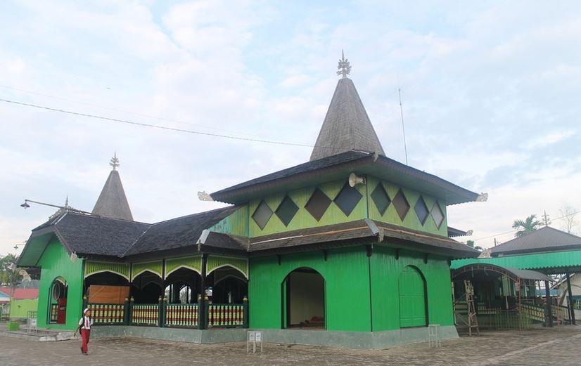 Masjid Sultan Suriansyah Tertua Kalimantan Selatan Kab Banjarmasin