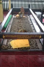 Penjaga Gaiba Makam Wali Allah Sultan Suriansyah Terletak Kelurahan Kuin