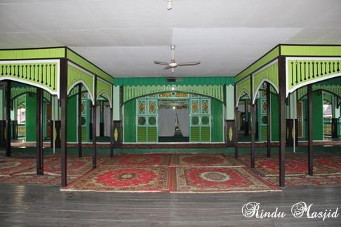 Rindu Masjid Sultan Suriansyah Tertua Kalimantan Selatan Sentuhan Seni Budaya