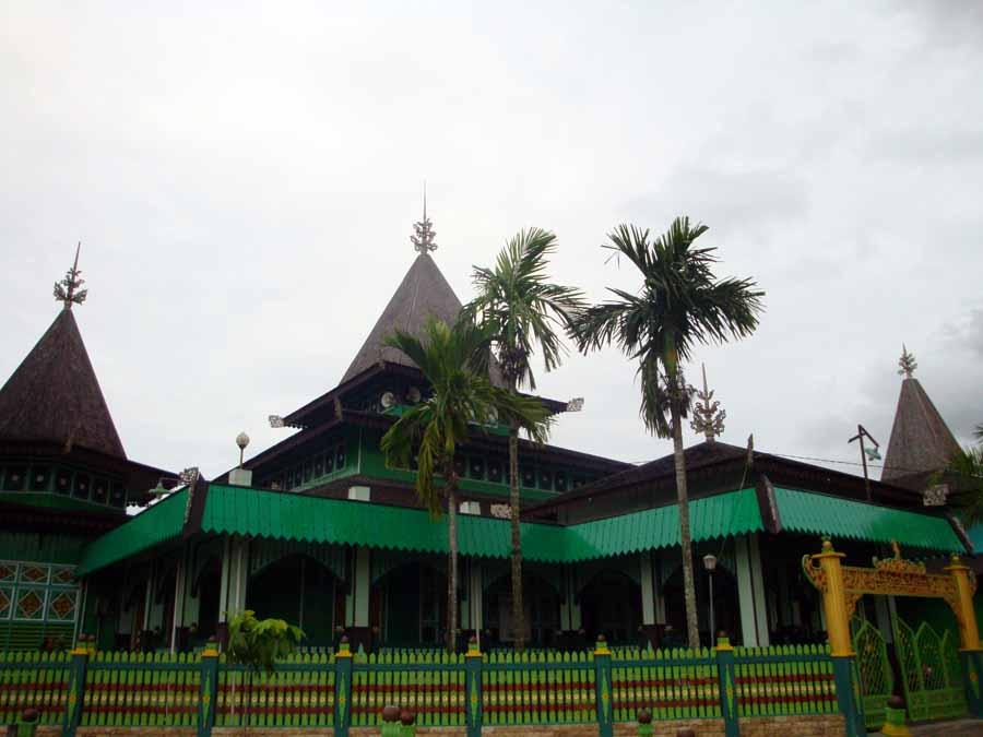 Sistem Registrasi Nasional Cagar Budaya Mesjid Sultan Suriansyah Masjid Kab