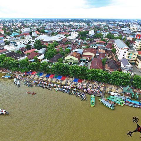 Banjar Info Banjarinfo Instagram Photos Videos Ratusan Warga Banjarmasin Menikmati