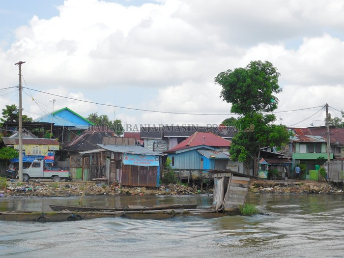 Besok Kongres Sungai Indonesia Iii Siring Menara Pandang Radar Kotor