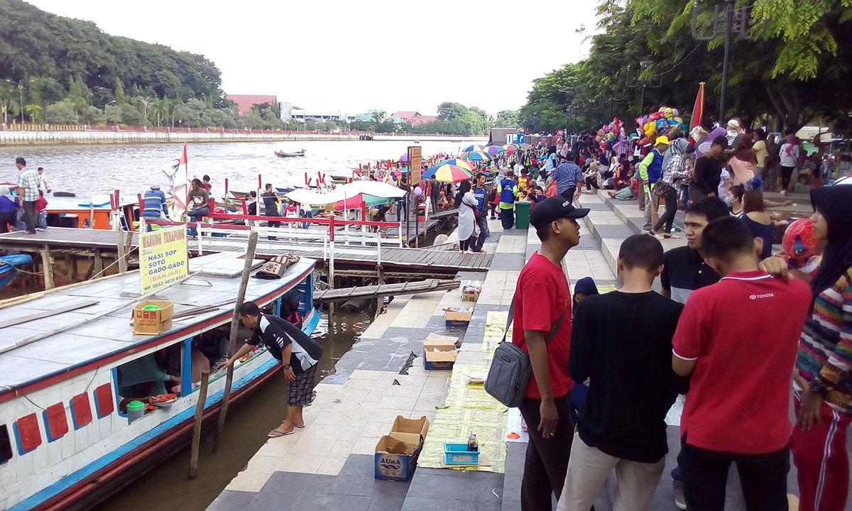 Dubes Denmark Hadiri Penutupan Nyawa Sungai Banjarmasin Kanal Festival Kolaborasi