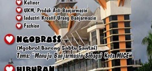 Jadwal Acara Siring Menara Pandang Event Info Pameran Expo Bazaar